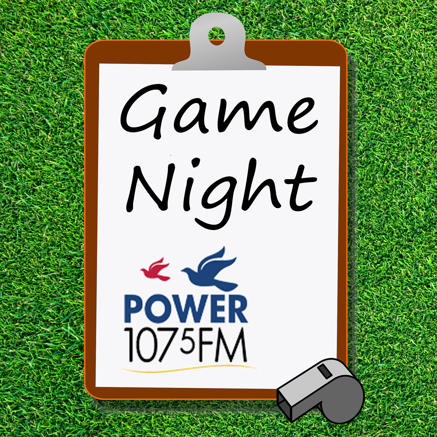 Power 107.5 FM Game Night Podcast