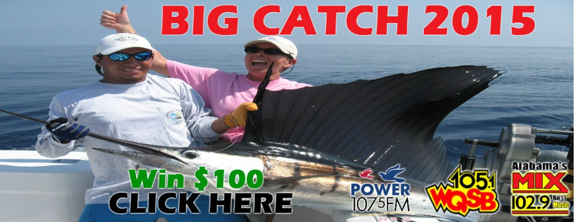 Show Us Your Big Catch 2015