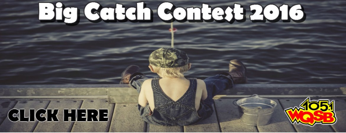 Show Us Your Big Catch 2016