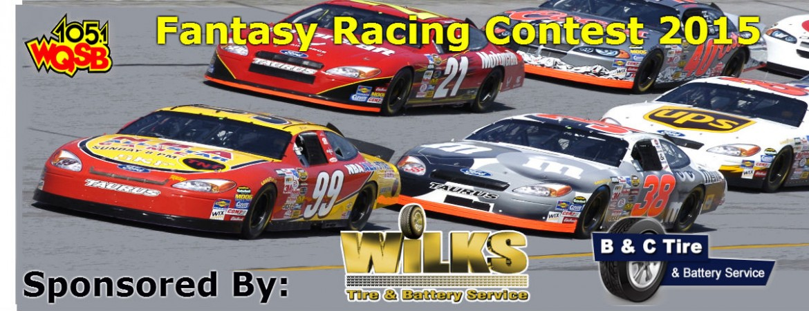 Fantasy Racing Contest 2015