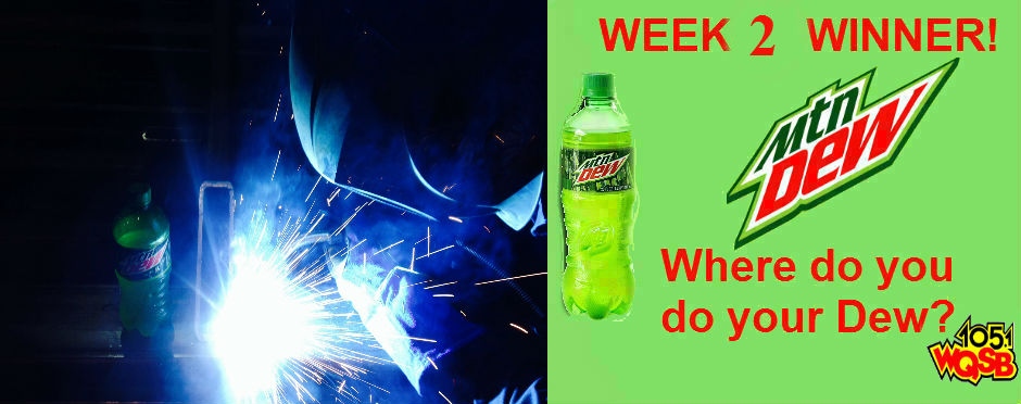 Where is your Dew Destination?