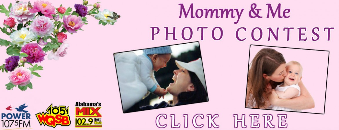 Mommy & Me Photo Contest 2016