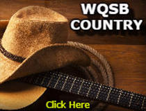 WQSB Country Blog Artwork