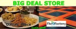 Big Deal Store: Dallas` Place & The Factory
