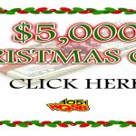 christmas cash slider