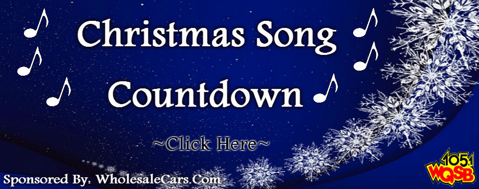Christmas Song Countdown 2014