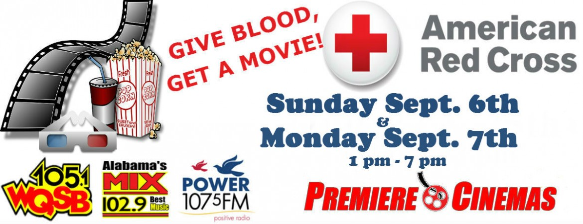Red Cross Labor Day Weekend Blood Drive