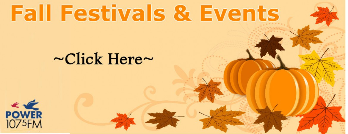Fall Events 2016