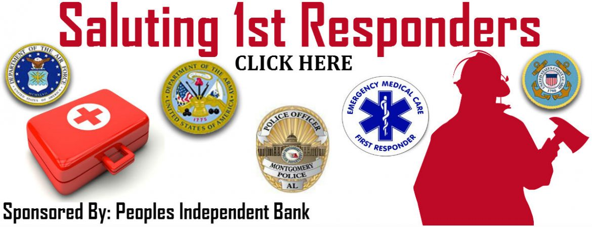 First Responders of the Week