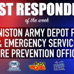 WQSB First Responders of the Week 2021 April 5, 2021