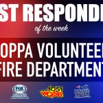 WQSB First Responders of the Week 2021 August 3rd, 2021