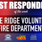 WQSB First Responders of the Week 2021 August 9th