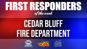 WQSB First Responders of the Week 2021 February 08, 2021