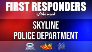WQSB First Responders of the Week 2021 January 11, 2021