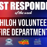 WQSB First Responders of the Week 2021 January 25, 2021