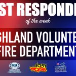 WQSB First Responders of the Week 2021 July 19, 2021
