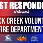 WQSB First Responders of the Week 2021 March 1, 2021
