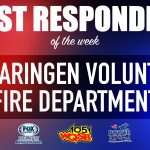 WQSB First Responders of the Week 2021 May 10th, 2021