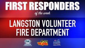 WQSB First Responders of the Week 2021 May 12, 2021