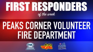 WQSB First Responders of the Week 2021 May 17th, 2021