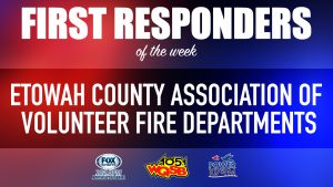 WQSB First Responders of the Week 2021 May 24th, 2021