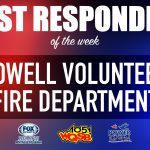 WQSB First Responders of the Week 2021
