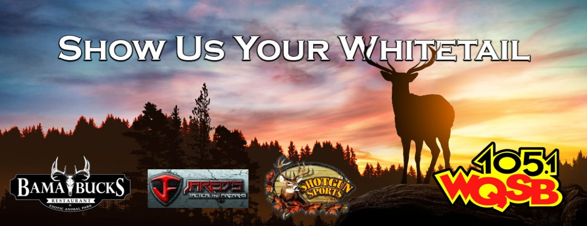 WQSB - Show Us Your Whitetail 2019-2020