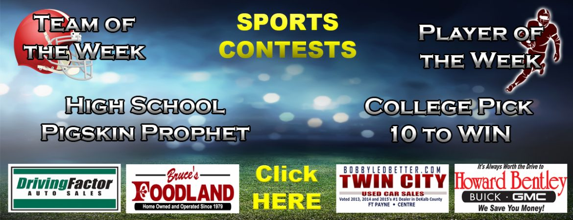Football 2017 Contests