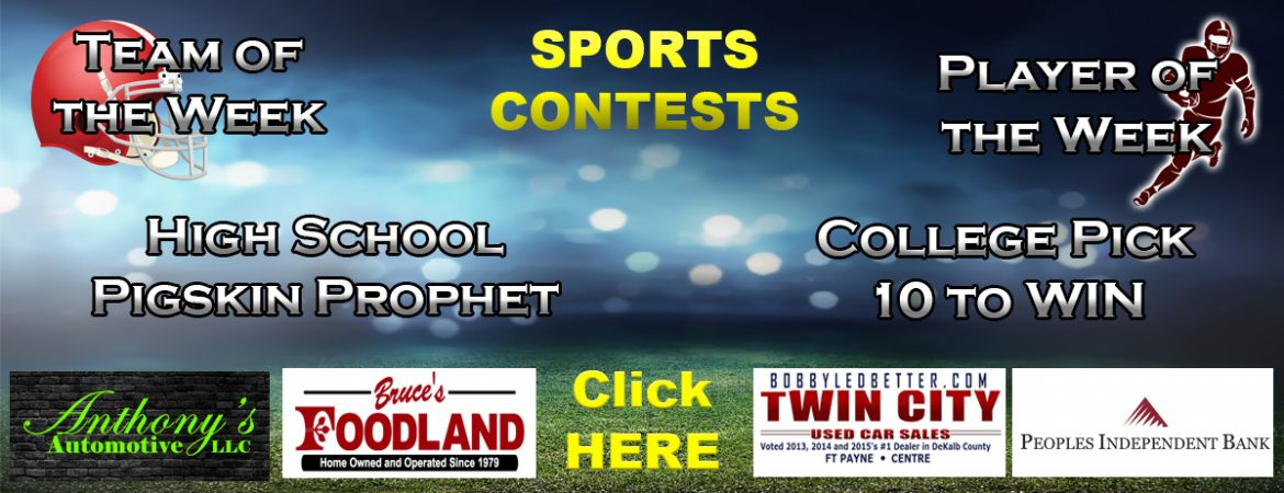 Football 2018 Contests