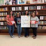 Library Team at AHS