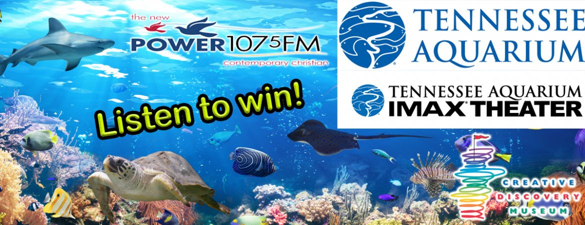 Tennessee Aquarium Tickets Contest