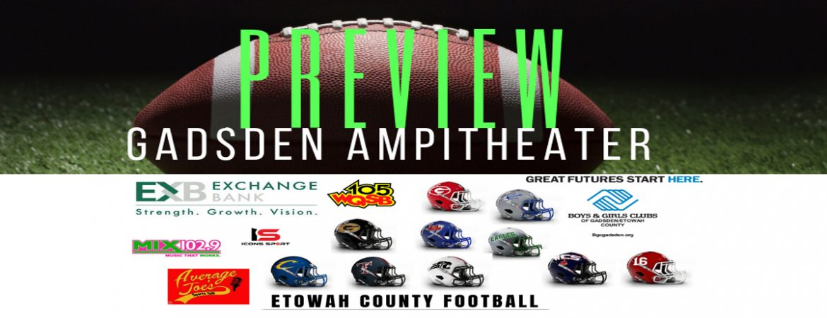 Etowah County Football Preview