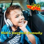 kids carpool comedy
