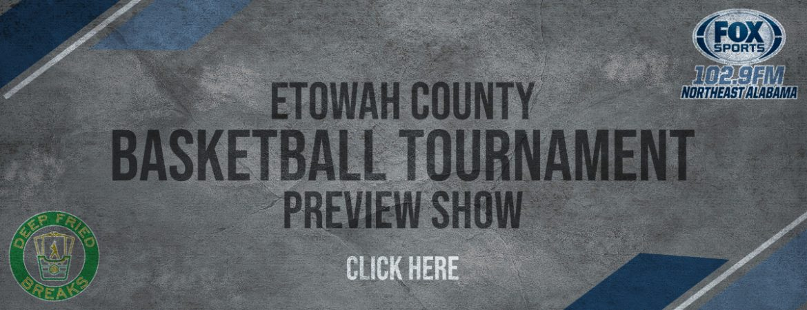 WKXX Etowah County Basketball Preview Show