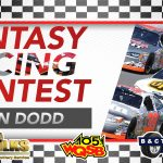 WQSB Fantasy Racing Contest Social Winner March 10, 2021