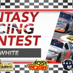 WQSB Fantasy Racing Contest Social Winner March 31, 2021