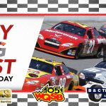 WQSB Fantasy Racing Contest Website Banner