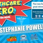 WQSB Healthcare Hero of the Week February 15, 2021