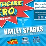 WQSB Healthcare Hero of the Week February 22, 2021