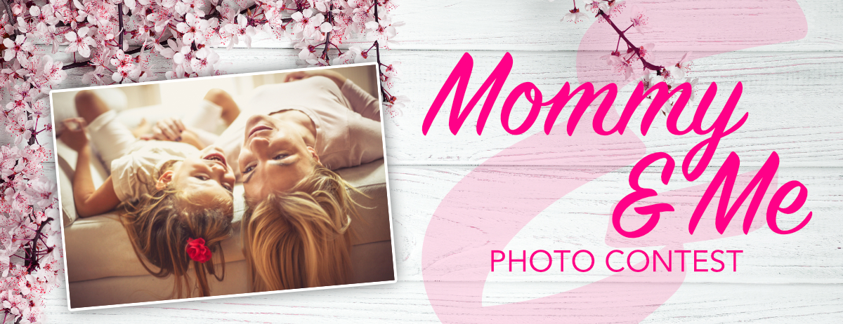 Mommy and Me Photo Contest 2021 Website