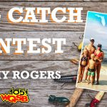 WQSB Big Catch Contest 2021 Winner July 14h, 2021
