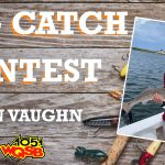 WQSB Big Catch Contest 2021 Winner July 1st, 2021