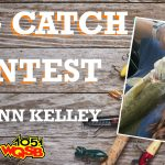 WQSB Big Catch Contest 2021 Winner July 21st, 2021