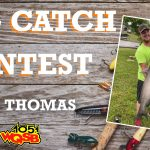 WQSB Big Catch Contest 2021 Winner May 19th, 2021