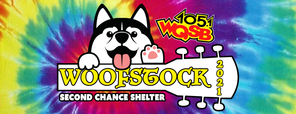 WQSB Woofstock 2021 Banner Post